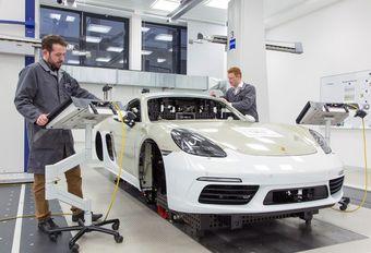 Porsche geeft al zijn werknemers een recordpremie #1