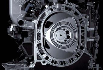 Mazda: rotatiemotor als rijbereikuitbreider #1