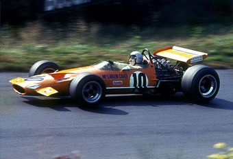 Film over Bruce McLaren in de zalen #1