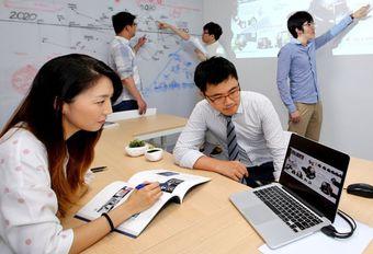 Hyundai-patentaanvraag voor een niet-uniforme viercilinder #1