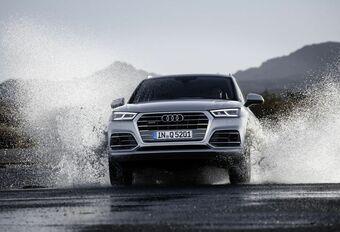 Une Audi vendue sur deux pourrait être un SUV #1