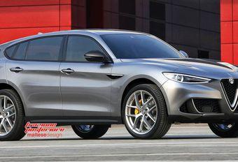 Alfa Romeo: SUV met 7 plaatsen voor de VS? #1