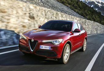 Alfa Romeo Stelvio krijgt nieuwe motoren #1