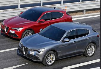Alfa Romeo Stelvio krijgt nieuwe dieselmotor en achterwielaandrijving #1