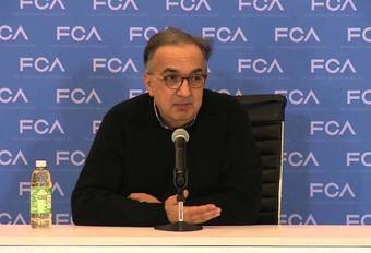Sergio Marchionne verlaat Fiat-Chrysler in 2019 #1