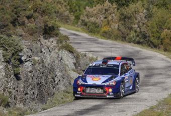 Hyundai: Neuville wint rally van Corsica #1