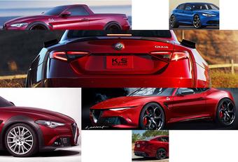 Welk model moet Alfa Romeo dringend maken? #1