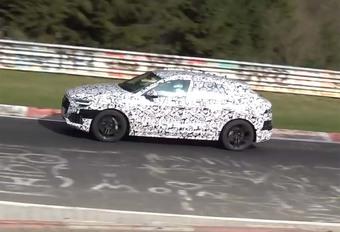 Audi Q8 is voor binnenkort #1