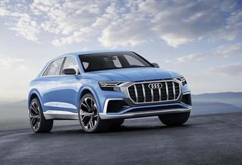 Audi Q8 en Q4 bevestigd #1