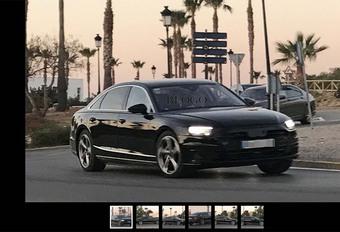 Audi A8: voorzichtige vernieuwing #1