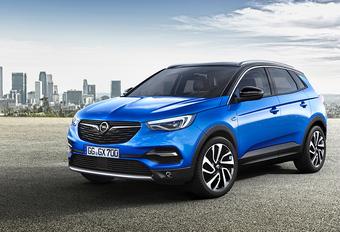 Grandland X wordt Opel's derde cross-over #1
