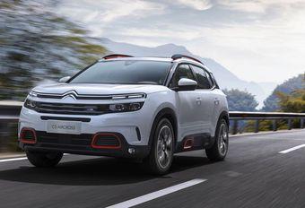 Citroën C5 Aircross: nieuwe ophanging voor toekomstige modellen #1