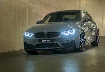 BMW M Special Series: M3/M4 Telesto en M4 Avus #1