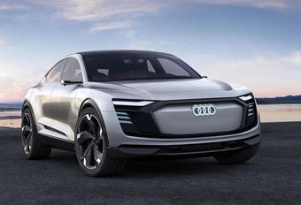 Audi e-tron Sportback: elektrische SUV-coupé #1
