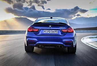 BMW M4 CS Coupé weegt minder, gaat harder #1