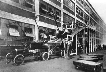 Ford en het bandwerk #1