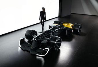 Renault R.S. Vision 2027: de F1-auto van de toekomst #1