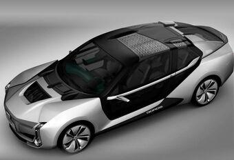 Qoros K-EV: de ongelooflijke elektrische supercar #1