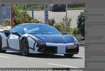 Ferrari 488 GTO op komst? #1