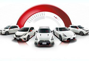 Nissan: fors Nismo-offensief op komst #1