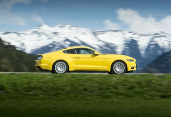 Ford Mustang is overdonderend succes #1