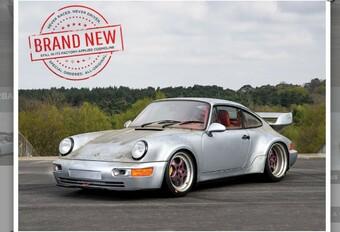 Ongelooflijke Porsche 911 RSR wordt geveild #1