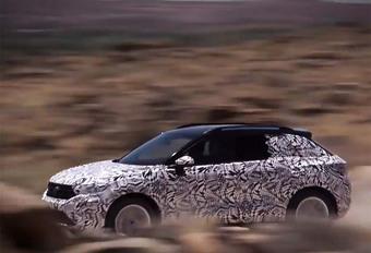 Volkswagen T-Roc geeft zich bloot in een filmpje #1
