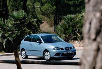 Seat Ibiza Ecomotive #1