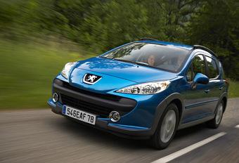 Peugeot 207 SW Outdoor #1