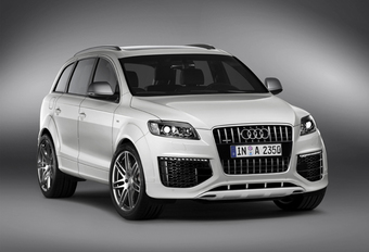 Audi Q7 6.0 TDI #1