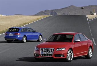 Audi S4 & S4 Avant #1