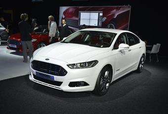 Ford Mondeo en vidéo #1