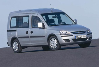 Fiat Doblò, Ford Tourneo Connect, Opel Combo & Volkswagen Caddy People #1