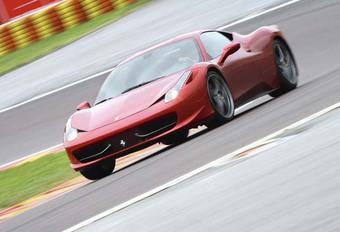 Ferrari 458 Italia  #1