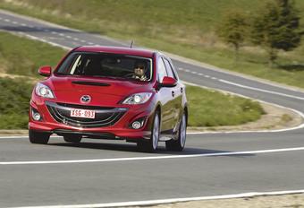 Mazda 3 MPS  #1