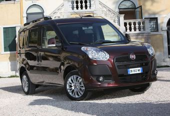 Fiat Doblo 1.6 MultiJet #1