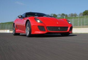 Ferrari 599 GTO  #1