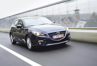 Mazda 3 1.5 #1