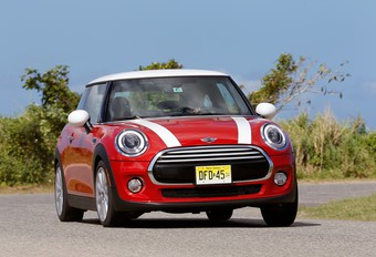 Mini Cooper en Cooper S #1