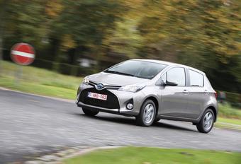 Toyota Yaris Hybride #1