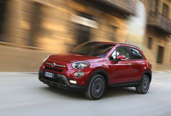 FIAT 500X, de 500 voor de urban jungle #1