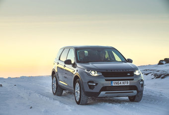LAND ROVER DISCOVERY SPORT SD4 (2014) #1