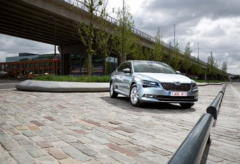 Skoda Superb 2.0 TDI 150 : La copie mieuw que l'originale ? #1
