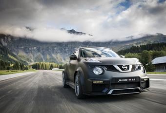 Nissan Juke-R 2.0 Nismo (2015) #1