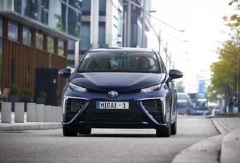 Toyota Mirai : Y'a plus qu'à #1