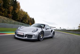 Porsche 911 GT3 RS : La piste dans le sang #1