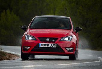 Seat Ibiza Cupra : plus polyvalente, moins chère ! #1