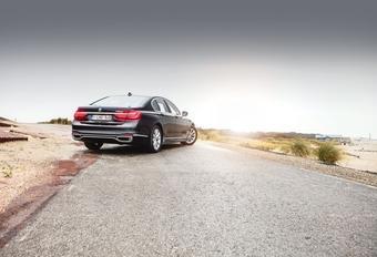 BMW 730D : Spitstechnoloog #1