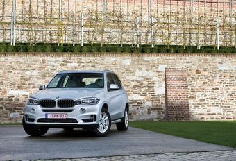 BMW X5 xDrive 40e : Vert #1