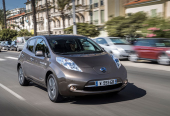 Nissan Leaf «30 kWh» : Plaisir prolongé #1